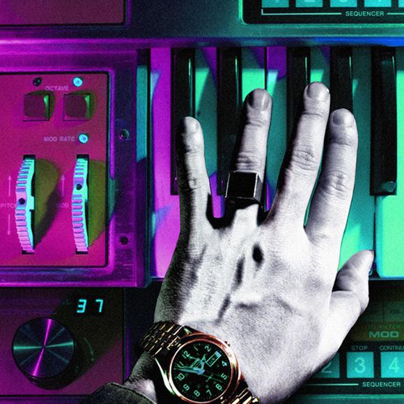 Chromatics-Tick of the clock