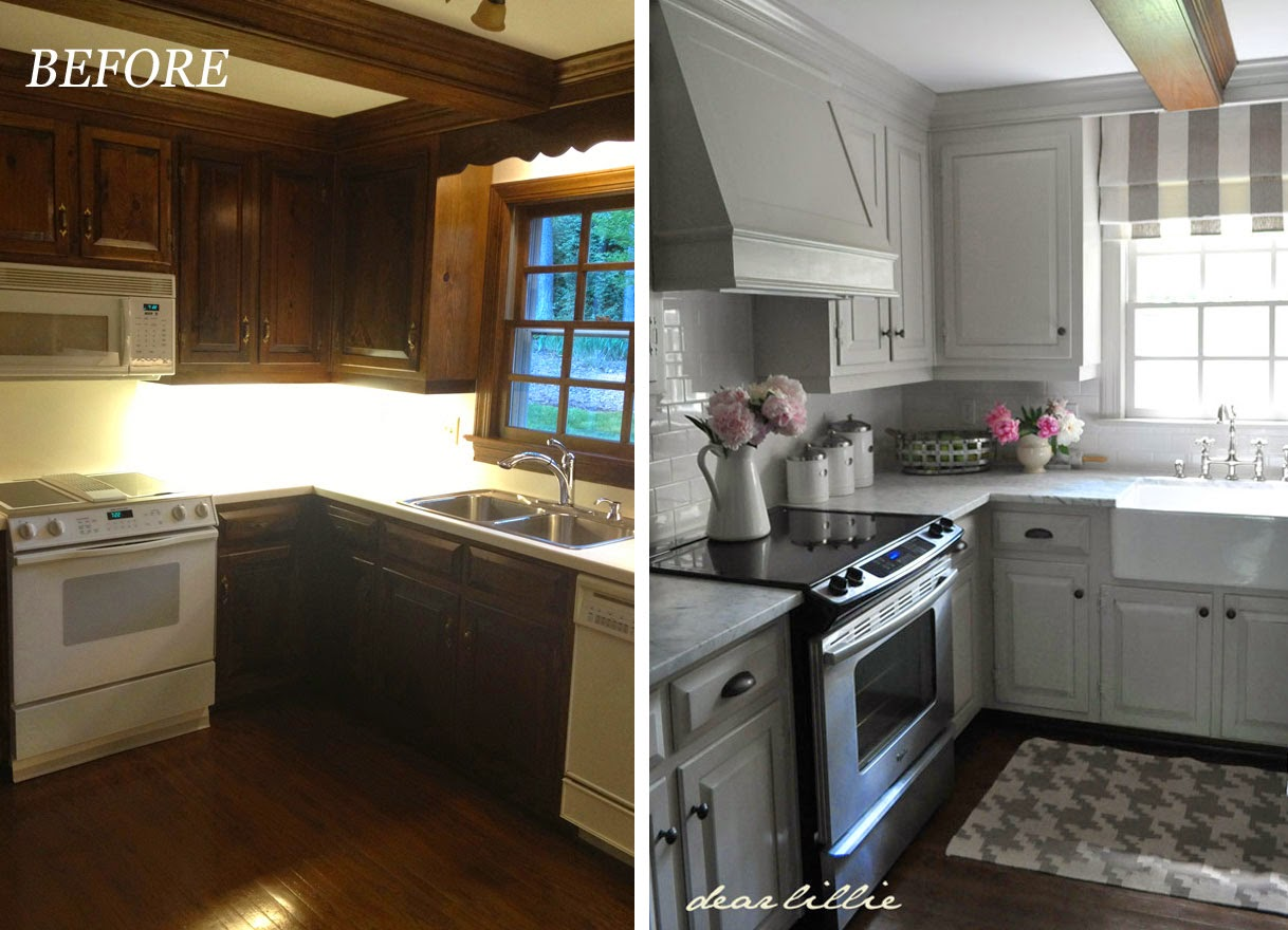 http://dearlillieblog.blogspot.com/2014/05/our-kitchen-makeover-before-and-afters.html