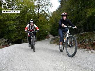 Alquiler de bicicletas en el Valle del Jerte
