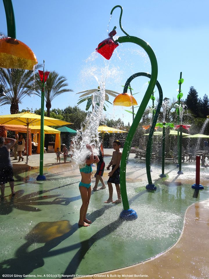 Newsplusnotes New Family Splash Area Opens At Gilroy