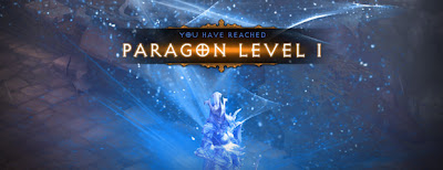 Paragon levels leveling confirmed added into next patch