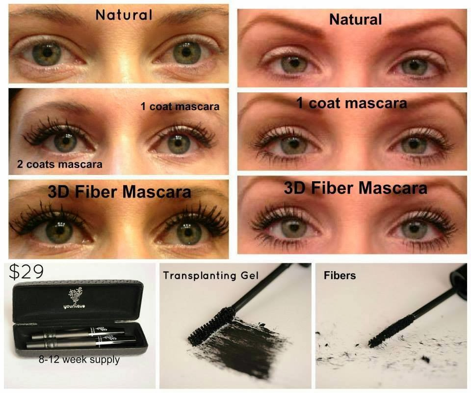 shopaholic in alabama 3d fiber mascara by younique. Black Bedroom Furniture Sets. Home Design Ideas