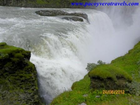 Cascada de Gullfoss, la catarata más bonita de Islandia