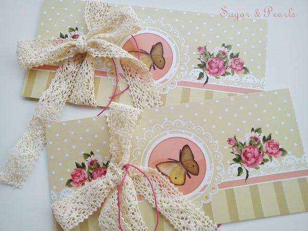 Πεταλούδες και τριαντάφυλλα-η βάπτιση της Πηνελόπης