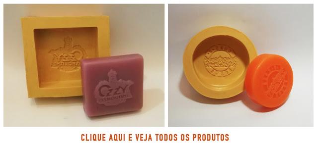 Carrinho De Bb Molde De Silicone: Sabonete Vela Biscuit Resi em São Paulo