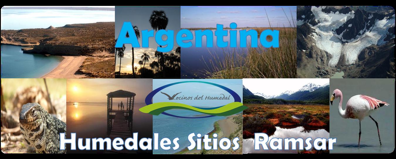 Argentina Humedales Sitios Ramsar Vecinos Del Humedal