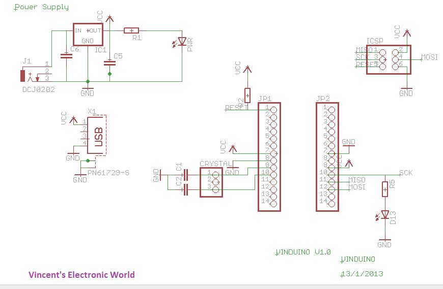 Vinctronics: Eagle Cadsoft PCB Design Software