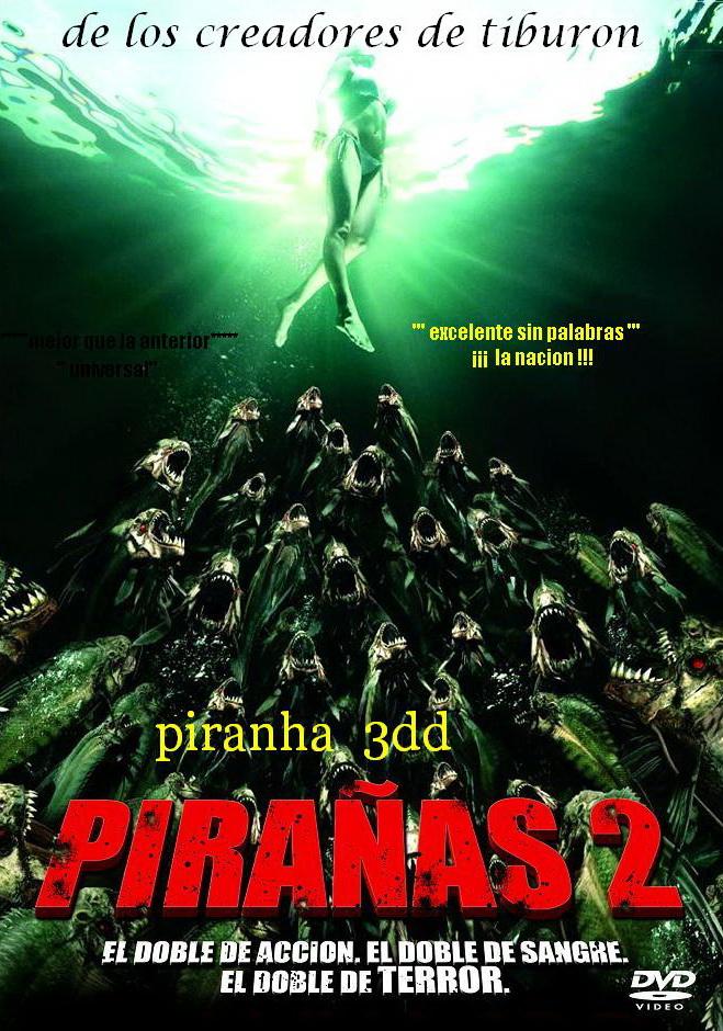 Peliculas de terror en castellano pira as 2 for Orgia en la piscina