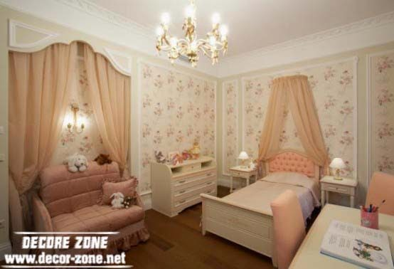 Top 10 children's bedroom in classic style 2014