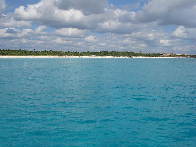 MEXICO: Buceo en la Riviera Maya