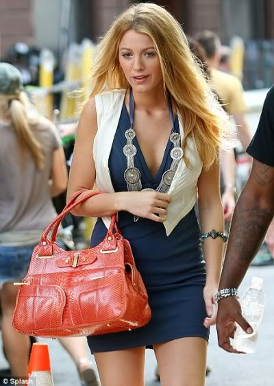 Blake Lively latest stills