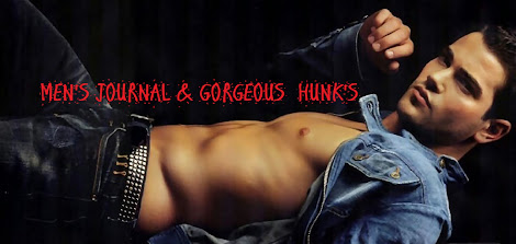 MEN'S JOURNAL AND GORGEOUS HUNK'S