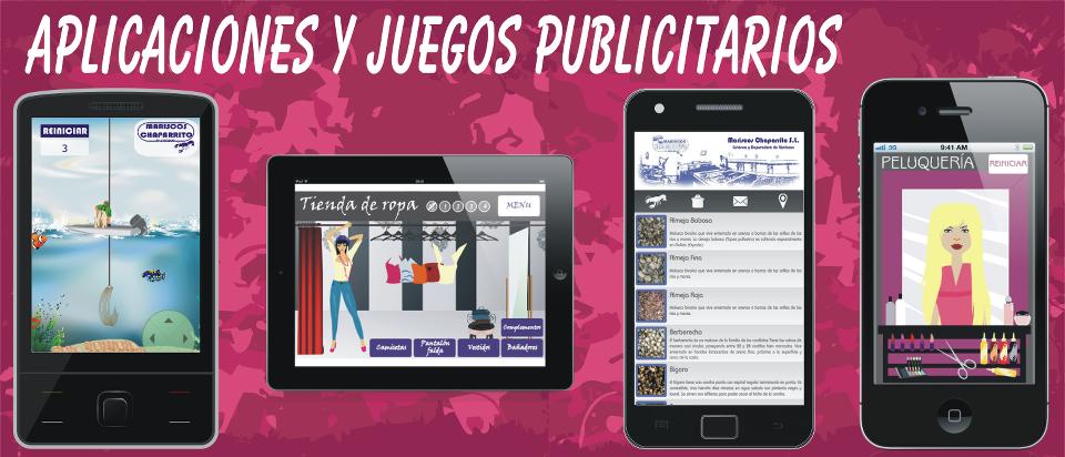 Aplicaciones y juegos publicitarios
