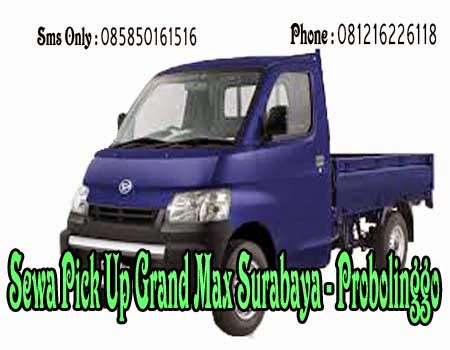 Sewa Pick Up Grand Max Surabaya - Probolinggo