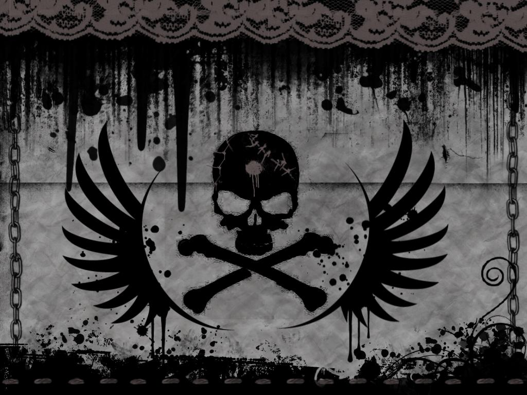 graffiti wallpaper skull hd - photo #1