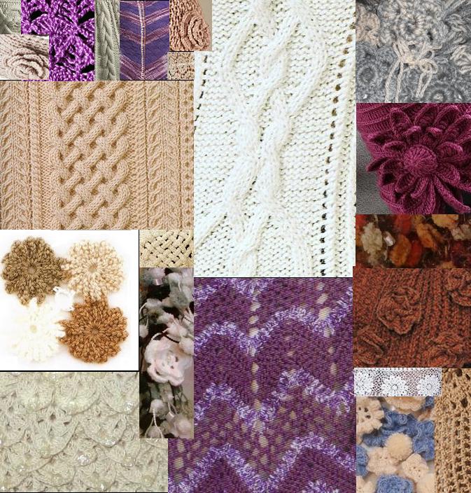 1000 ideias sobre Cachecol De Crochê no Pinterest - Holiday and ...