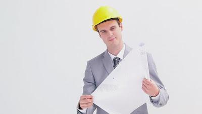 Architetto ovvero persona di competenza per progettare costruzioni di edifici o eventuali restauri