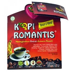Kopi Romantis (Khusus Pasutri)