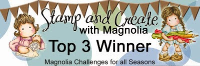 "TOP 3 at Stamp & Create with Magnolia ""Frame it Out"""