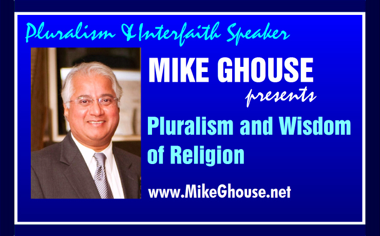 Pluralism Interfaith Speaker