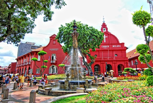 cultural landscape of malacca In malacca, the colonial cultural imprint is more varied at the center of the town's historic area are the remains of an old catholic church, dating back to the time of portuguese control much of the architecture of the dutch period remains, including the old stadhuis (town hall.