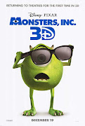 Of course, we all know that Monsters, Inc.'s 3D rerelease has been moved .