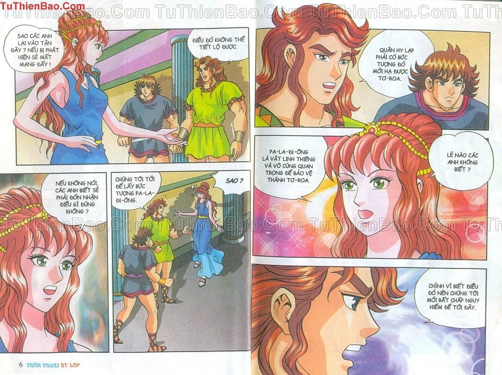 Thần thoại Hy Lạp Chapter 14 - Trang 2