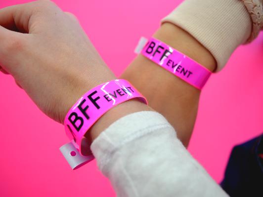♥ BEAUTY FASHION FRIENDS EVENT 2015 ♥