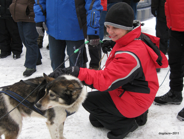 Iditarod Trail Comm. Dog Handler Class