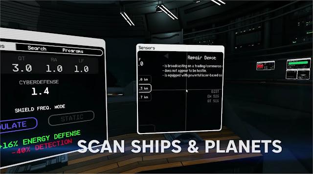 Pulsar Lost Colony Scan