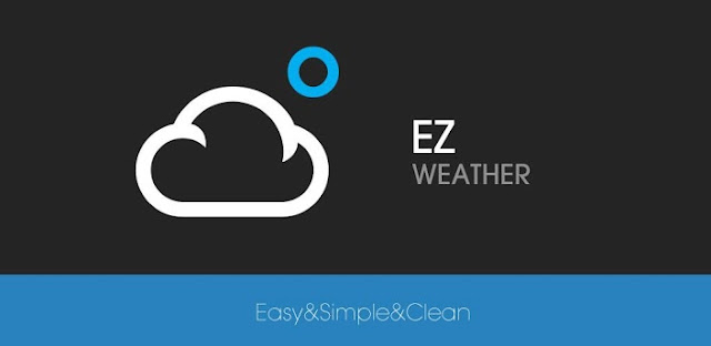 EZ Weather-Simple&Clean widget v0.5.10 APK Free Download