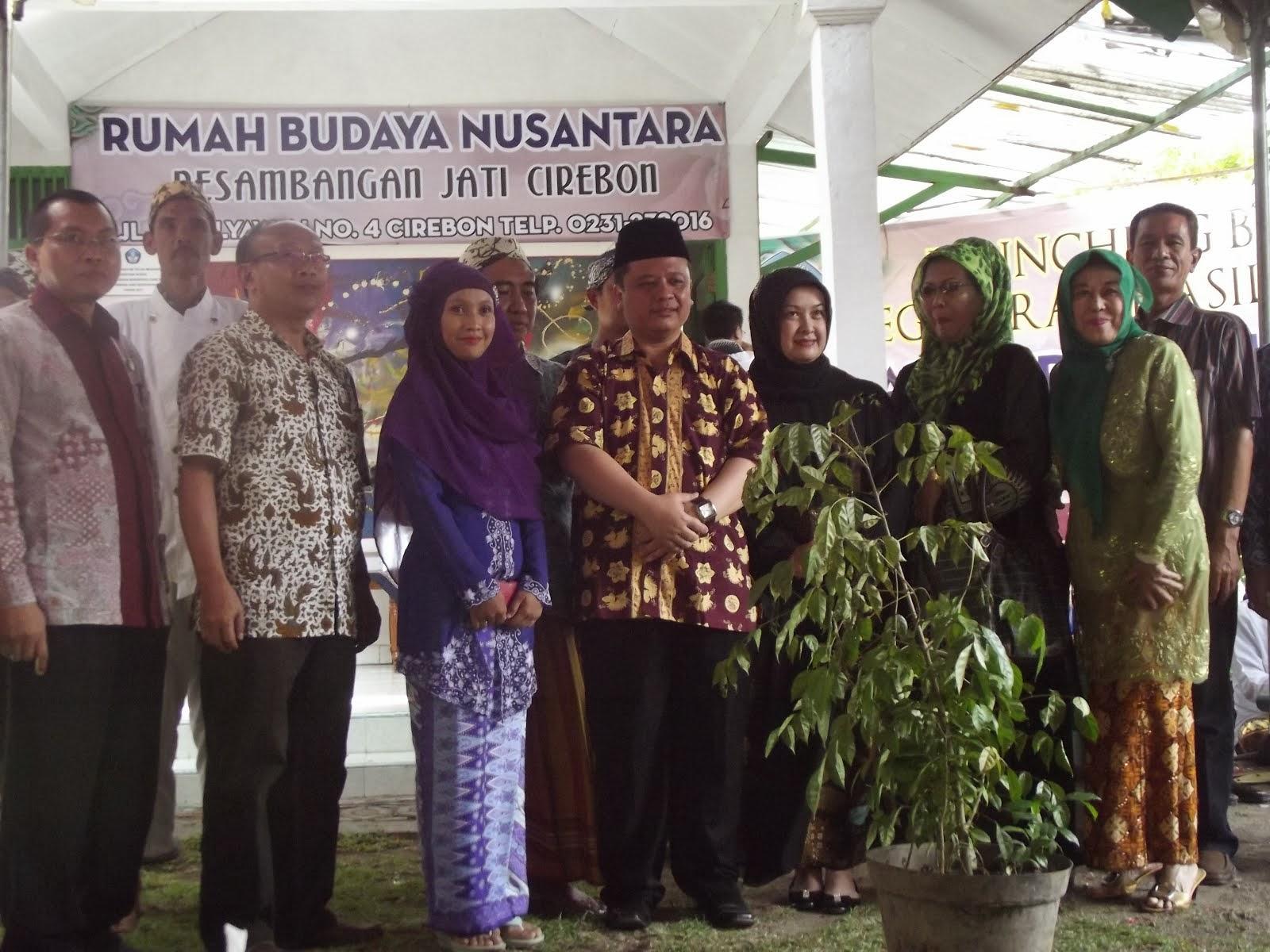 Bersama Sultan Sepuh Keraton Kasepuhan Cirebon