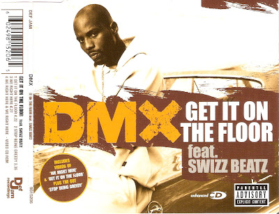 DMX – Get It On The Floor (CDS) (2003) (320 kbps)