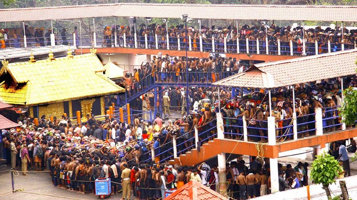 Sabarimala Online Ticket Booking 2014 Dates Available