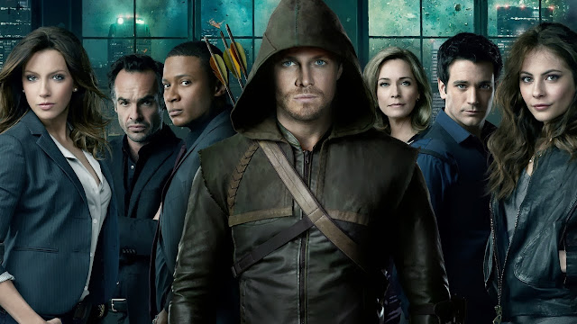 arrow tv series wallpapers hd