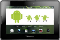 aplikasi Android di Blackberry