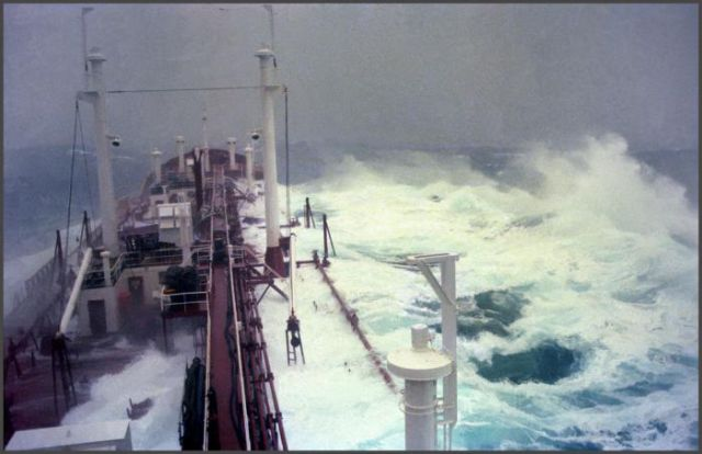 Ship in a storm 1977 ~ vintage everyday - 1800S Hairstyles