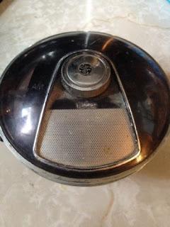 Vintage GE UFO Radio