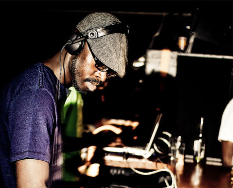 Brown Gurl in SA: DJ Black Coffee...Turn Me On
