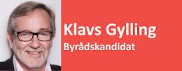 Klavs Gylling Byrådskandidat