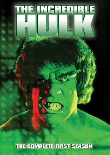 O Incrível Hulk - Todas as Temporadas Completas Séries Torrent Download capa