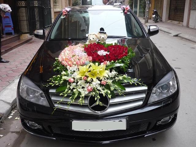Xe cưới Mercedes C200,xe cưới,Mercedes C200