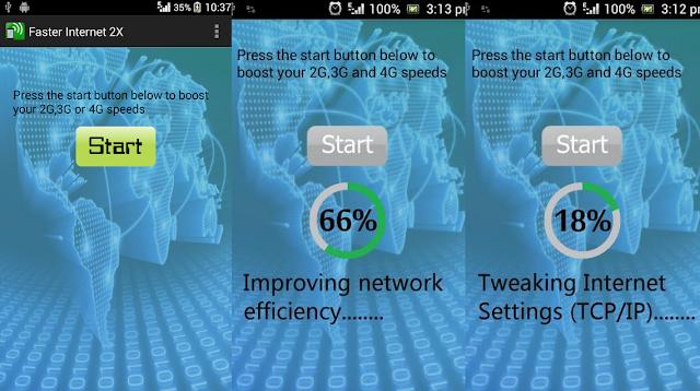 افضل برامج لتحسين وتسريع الانترنت على اجهزة الاندرويد و الايفون