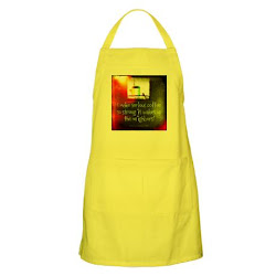 Funny Coffee Quote Apron