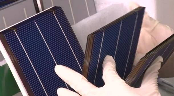How Solar Panels Are Made Video