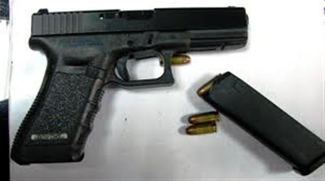 Συνελήφθη 24χρονος στον Ισθμό με παράνομο πιστόλι