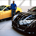 Footballer Samuel Eto'o spends £4million on four exotic cars