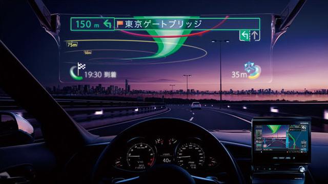W Info Autos Hud Head Up Displays Windshield