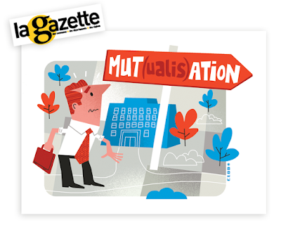 Clod illustrateur Gazette des Communes