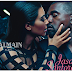 KIM KARDASHIAN AND KANYE WEST COVER 'BALMAIN' MEN'S SPRING/SUMMER 2015 AD CAMPAIGN